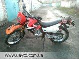 Мотоцикл зонгшен зс200сс