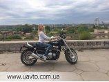Мотоцикл Honda X4
