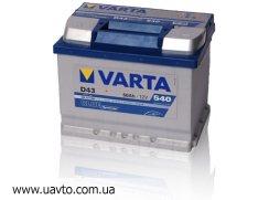 6СТ-60 Varta на ВАЗ