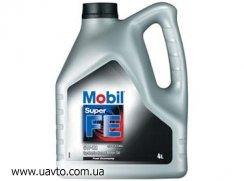 Масло моторное SAE 5W-30  Mobil Super FE ( 4л.)