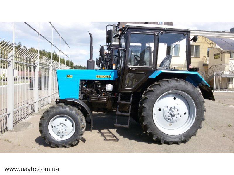 Трактор МТЗ Беларус-82.1