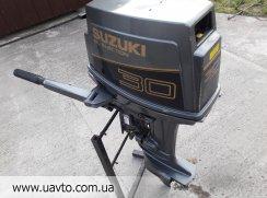 Лодочный двигатель SUZUKI  DT 30