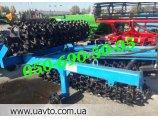 Трактор Шпоровый каток КЗК-6-03 производства Уманьферммаш