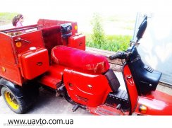Мотоцикл Муравей 2М