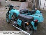 Мотоцикл ИЖ Юпитер 4к