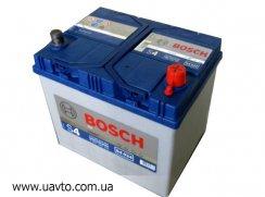6СТ-60Ач Аккумулятор Bosch S-4 Asia 540А