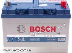 6СТ-70Ач Аккумулятор Bosch S-4 Asia 630А