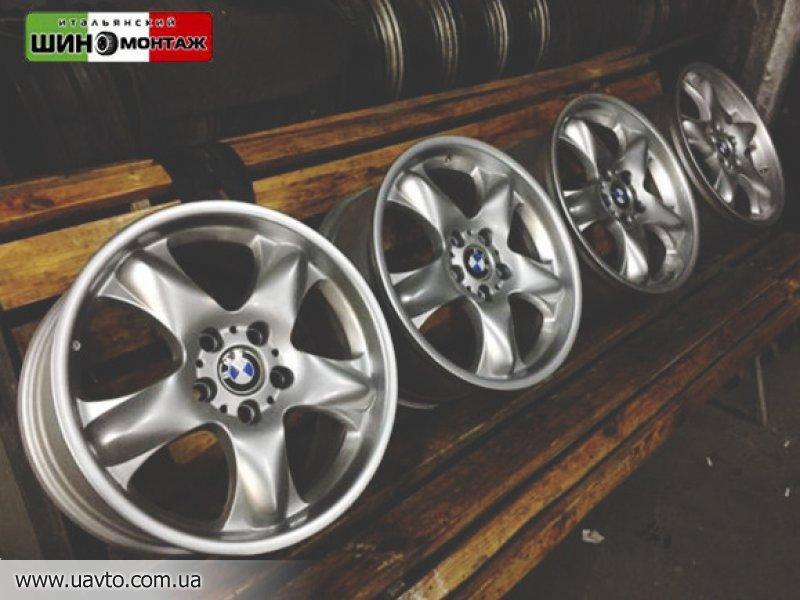 Диски R18 BMW X5 E53 E70 origina 5*120 R18 BMW X5