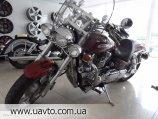 Мотоцикл Honda  VT 2002