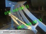 Opal плуги Лемкен 090, б/у, 3 корпуса