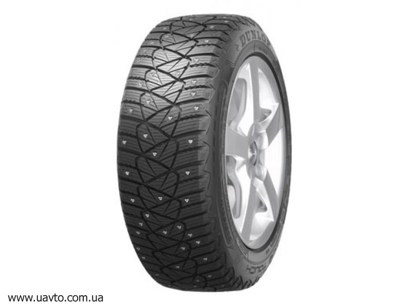 Шины 205/60R16 Dunlop Ice Touch D-Stud Шип