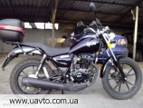 Мотоцикл Soul spirit 150