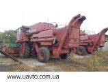 Комбайн зерноуборочный Дон-1500 ЯМЗ-238