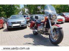 Мотоцикл Honda Valkyrie