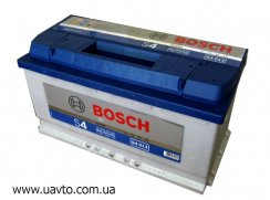 6СТ-95Ач Аккумулятор Bosch S-4 800А
