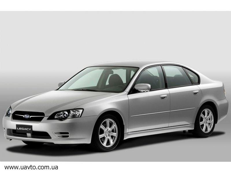 Дверь Япония Subaru Legacy 03-09