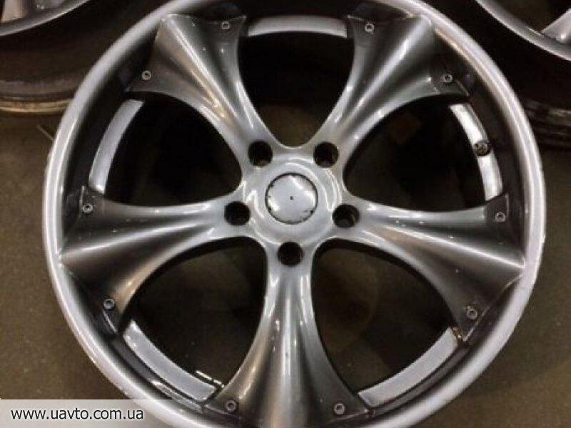 Диски R20 5*130 R20 Porsche Porsche Cayenne Magnum
