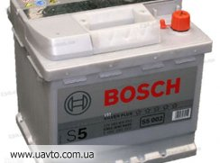 6СТ-54Ач Аккумулятор Bosch S-5 530А