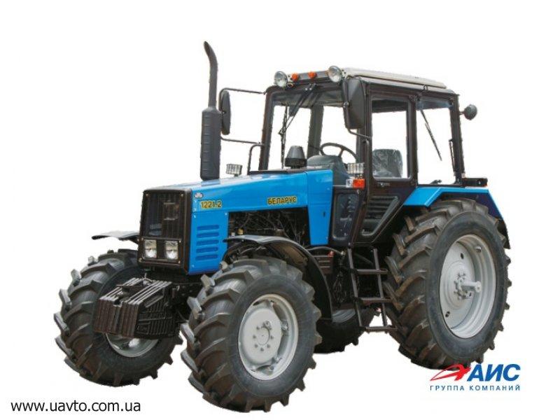 Трактор МТЗ Беларус-1221.2