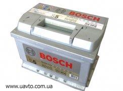 6СТ-61Ач Аккумулятор Bosch S-5 600А