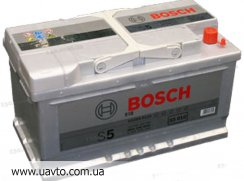 6СТ-85Ач Аккумулятор Bosch S-5 800А