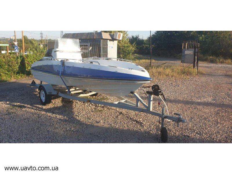 Катер Jet Gull 460