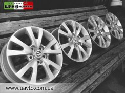 Диски R16 R16 Mazda 3 оригинал 5*114,3 R16