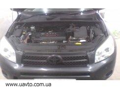 Радиатор основной и кондиционер разборка Тойота РАВ4