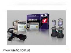 Биксенон Infolight Pro/Infolight 35W, H4 (Ближний+Дальний) 4300K/5000K/6000K