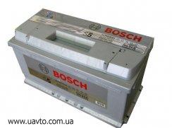 6СТ-100Ач Аккумулятор Bosch S-5 830А