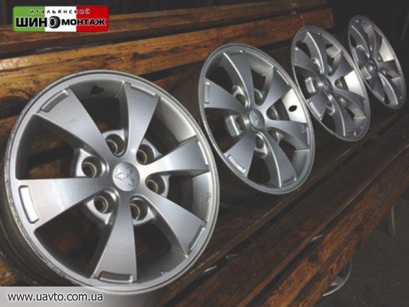 Диски R16 6*139,7 R16 Mitsubishi Mitsubishi Pajero L200