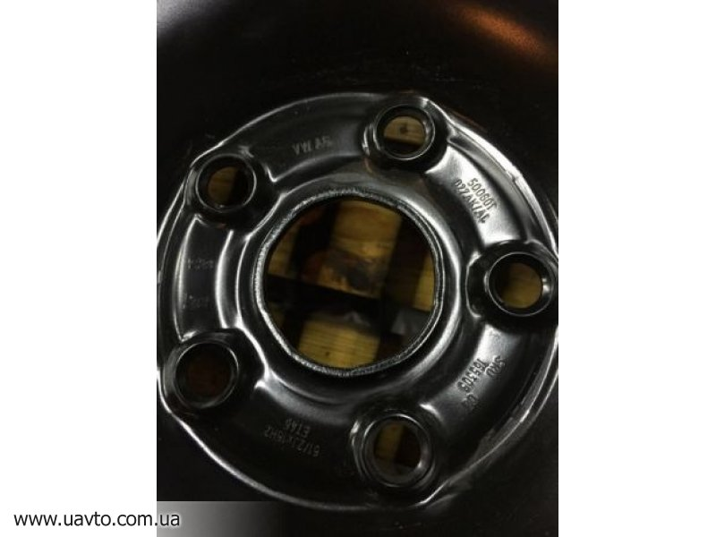 Диски R16 Штампованные диски R16 5*112 R16 ET46 KFZ
