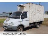 ГАЗ 3302 Рефрижератор