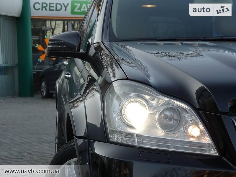 Mercedes-Benz GL 350