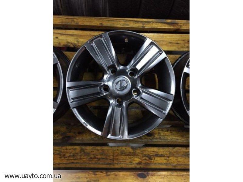 Диски R18 Lexus LX570, LX470 5*150 R18 Lexus LX570
