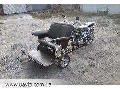 Мотоцикл Delta Delta