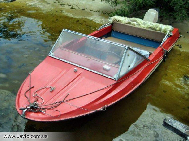 купить моторную лодку крым новую