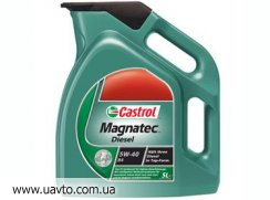 Масло   Castrol Magnatec 5w-40 Diesel B4 (4л)