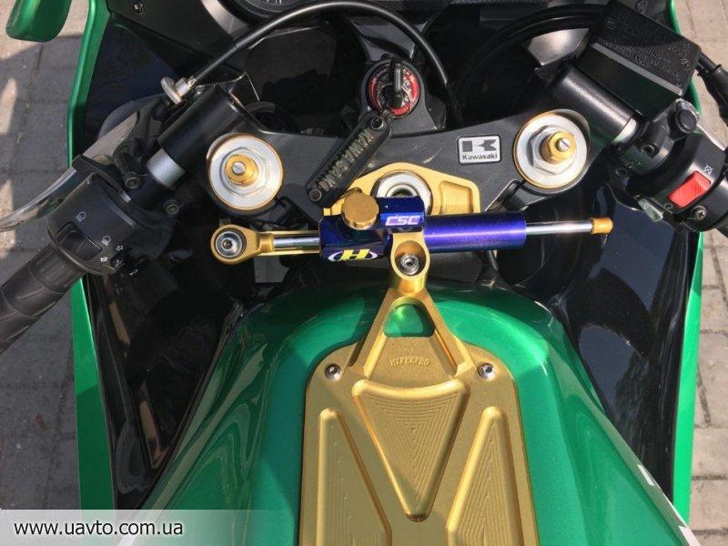 Мотоцикл Kawasaki ZX12R