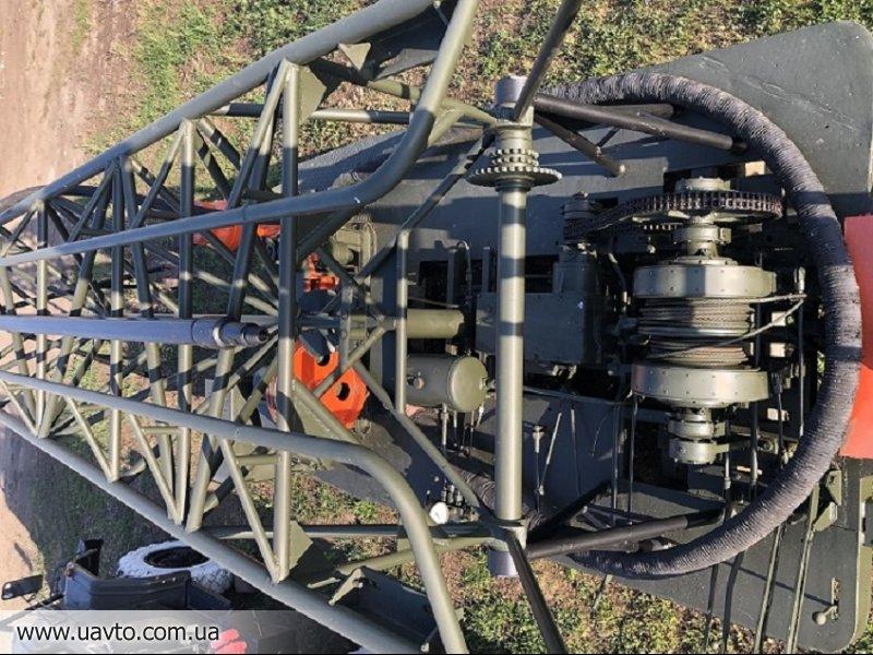 Буровая установка УРБ 2,5