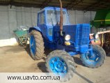 Трактор колесный МТЗ 80 из Украины, продажа, купить, цена, FR1386.
