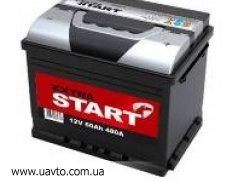 6СТ-60Ач Аккумулятор ExtraStart 480А