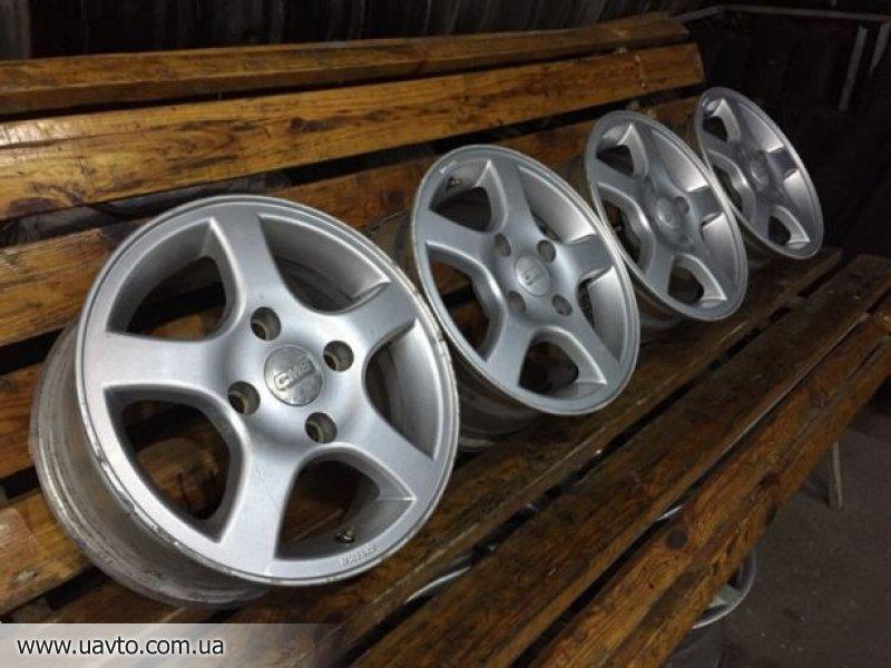 Диски R14 Cms 4*114,3 R14 Chevrolet