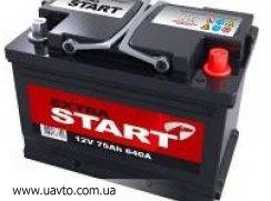 6СТ-75Ач Аккумулятор ExtraStart 640А