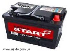 6СТ-100Ач Аккумулятор ExtraStart 720А