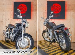 Мотоцикл Honda vrx 400