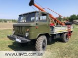 Ямобур БКМ- 302 на базе Газ 66
