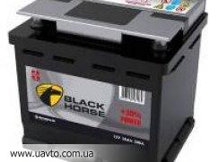 6СТ-45Ач Аккумулятор BlackHorse 390А