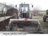 Экскаватор МТЗ-80 ЭО-2625
