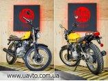 Мотоцикл Suzuki  GrassTracker Big Boy Инжектор.